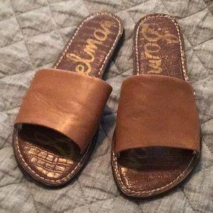 Cute Sam Edelman slide sandals